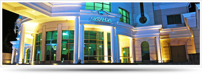 Revizor recommends Oreanda Hotel in Yalta