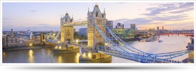 Cheap air tickets Kyiv – London – Kyiv